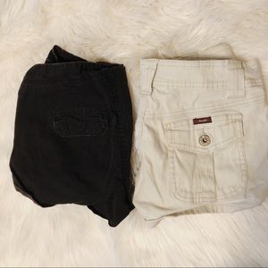 Bundle of TWO shorts